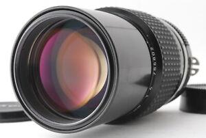 """Excellent +++"" Nikon Nikkor Ai 200mm f/4 Telephoto MF Prime Lens from JAPAN #59"