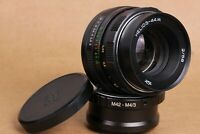 ⭐ Helios-44m ⭐ lens Helios 44m 58mm F2 for Zenit Russian Lens for Micro 4/3