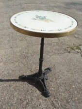 TABLE BISTRO EMAIL VERITABLE MAISON JARDIN NEUVE Provence QUALITE FAB. EN FRANCE