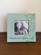 NEW Wooden 'Friend' Photo Frame Friendship Gift SMALL FAULT