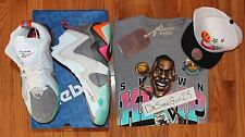 DS REEBOK KAMIKAZE II sz 9 SHAWN KEMP MITCHELL & NESS ASG ALL STAR V53621