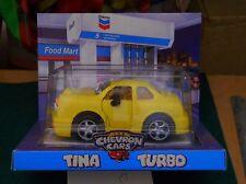 The Chevron Cars Tina Turbo 1998 # 12 * RETIRED * NIB 1st Edition