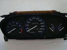 """96-00 AT cluster """"0"""" miles OEM Honda civic EX SI EK9 EK4 VTI, Type R JDM SiR EM1"""