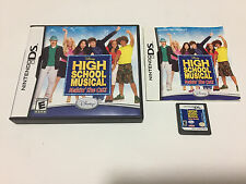 High School Musical: Makin' the Cut (Nintendo DS, 2007) Complete