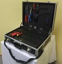 Universal-Transport-Werkzeug-Koffer-Case PROFI 48x36x19cm Toolcase Einlegeboden