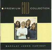 BARCLAY JAMES HARVEST CD: PREMIUM GOLD COLLECTION (WIE NEU)