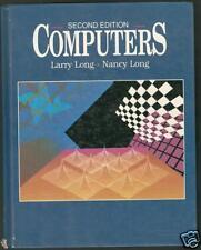 Computers by Larry Long, Nancy Long (1990)