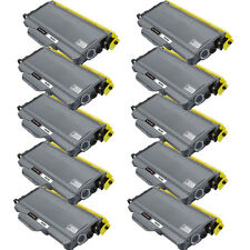 10 For Brother TN360 TN-360 Toner premium Fit DCP-7030 HL-2140 non-oem
