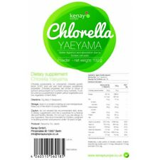 Chlorella Yaeyama powder 100 g – dietary supplement