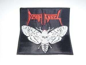 DEATH ANGEL THE EVIL DIVIDE EMBROIDERED PATCH
