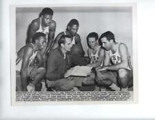 Bill Russell 1955 Pre-Rookie U.S.F. San Francisco NCAA  Original Photo
