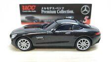 1/64 UCC Mercedes-Benz AMG GT BLACK diecast car model NEW