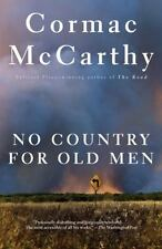 No Country for Old Men: By Mccarthy, Cormac