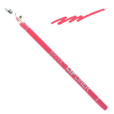 EXTRA LONG MAXI XL - PENCIL / LIP LINER - TECHNIC - WITH SHARPENER - CORAL