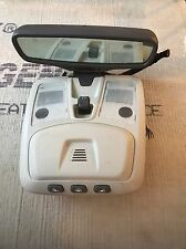 03-07 Volvo XC90 Overhead Console Sunroof Switch Map Lights Rear View Mirror