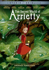 The Secret World Of Arrietty [New DVD] Widescreen