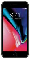 Apple iPhone 8 Plus 64GB Space Gray Factory Unlocked Smartphone