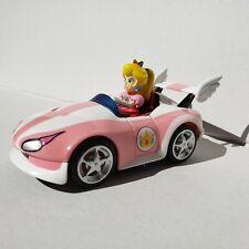 Wild Wing Peach Pull & Speed Mario Kart Wii Pullback Car 2011 Nintendo Toy