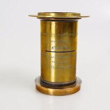 >Parvin 6.5x8.5 Tele-Photo Brass Lens