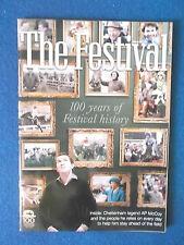 The Festival March 2011 Cheltenham Preview Magazine. inc AP McCoy article