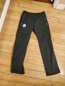 Women's Nike Golf Hypershield Waterproof Rain Wind Pants Black Size Medium $190