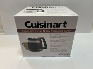 CUISINART PREMIER COFFEE SERIES 12 CUP REPLACEMENT CARAFE DDC-1200PRC