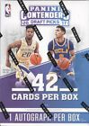 2017-18 Panini Contenders Draft Picks Basketball SEALED BLASTER BOX