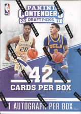 2017-18 Panini Contenders Draft Picks Basketball SEALED BLASTER BOX
