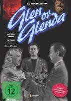 Bela Lugosi GLEN OR GLENDA - ED WOOD COLLECTION Tim Farrell DVD Neu