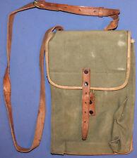 WWII WW2 Bulgarian Military canvas bag
