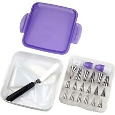 Wilton 46 Piece Deluxe Decorating Set Cake Decorating Set