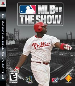 MLB 08: The Show - Playstation 3 Game