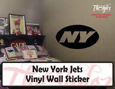 New York Jets Logo Vinyl Wall Sticker