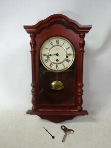 Hermle Pendulum Wall Clock Restoration Project Spares or Repairs