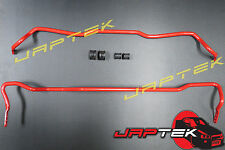 Performance Front & Rear Stabilizer Swaybar Kit For Subaru Impreza WRX STI 04-07
