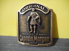 Original Captain Morgan Belt Buckle