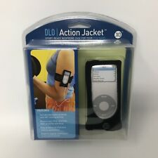 DLO Action Jacket Sport-Ready Neoprene Case For iPod Nano 1st & 2nd Gen Black