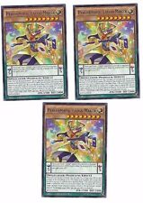 X3 YUGIOH PERFORMAPAL LAUGH MAKER RATE-EN004 RARE 1ST IN HAND