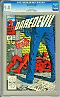 Daredevil #284 CGC 9.8 White Pages ONLY 9.8 ON EBAY