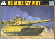 Trumpeter 0927 1:16th scale US M1 A2 SEP Abrams Main Battle Tank