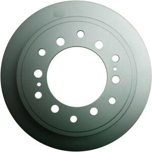 Disc Brake Rotor-Meyle Rear WD Express 405 51152 500