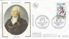 FRANCE 1989 FDC KELLERMAN YT 2595