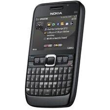 Nokia E63 QWERTY Keypad | Camera Mobile Phone | Black/Red/Ultra Blue