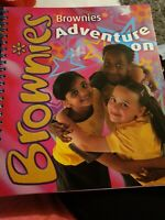 Brownies Adventure on by Girlguiding UK Book New
