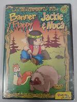 Jackie & NUCA Banner Y Flappy Serie TV Vol 15 - DVD 2 Serie Regione 0 Nuovo