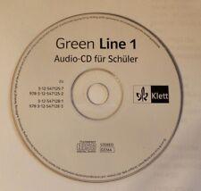 PC Spiel Lernsoftware lernen Green Line 1, Audio-CD für Schüler, Klett gebraucht