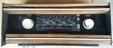 Stare radio lampowe Diora Relax | Vintage Polish vacuum tubes radio Diora Relax