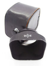 Mamiya Sekor 42mm Square Clamp On Metal Lens Hood for Mamiya TLR Free UK P&P!