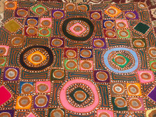 More details for decorative handmade embroidered indian cushion cover 16x16. sofa cushion,pillow.