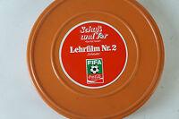 "Coca Cola FIFA ""Go For Goal"" Fussball Lehrfilm 1977 Werbung 16mm Teil 2"